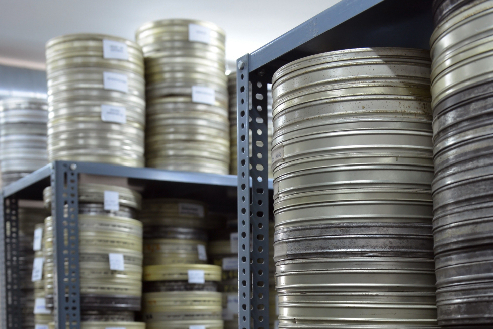 Archive of films